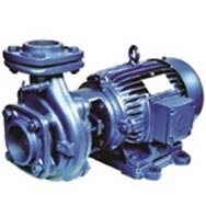 Centrifugal Monoset Pumps 3PH. (Gland Packed)